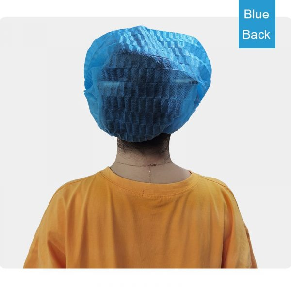 Disposable Bouffant Cap PP Non-woven Fabric