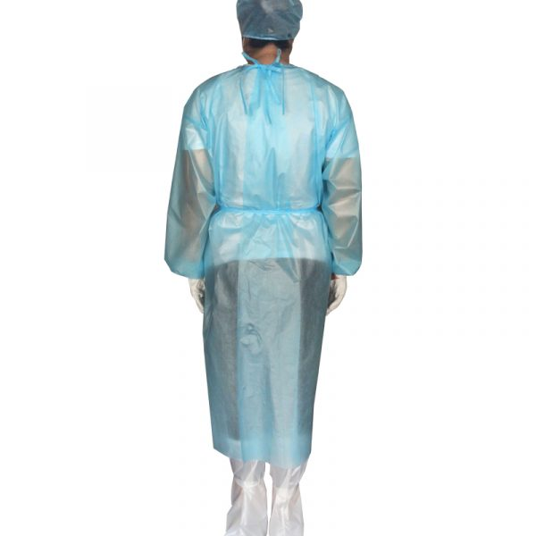 Medical Isolation Gown Level 1 PP+PE