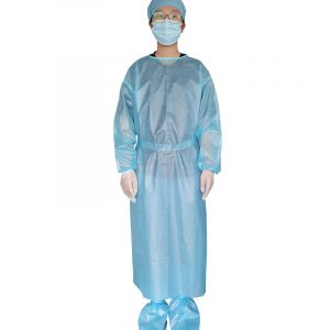 Medical Isolation Gown Level 3 PP+PE 40g
