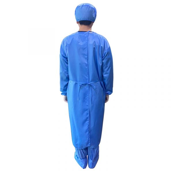 Antistatic Washable Isolation Gown