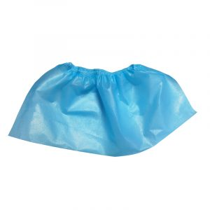Protective Shoe Cover 40g PP+PE Non-woven Isolation Shoe Cover